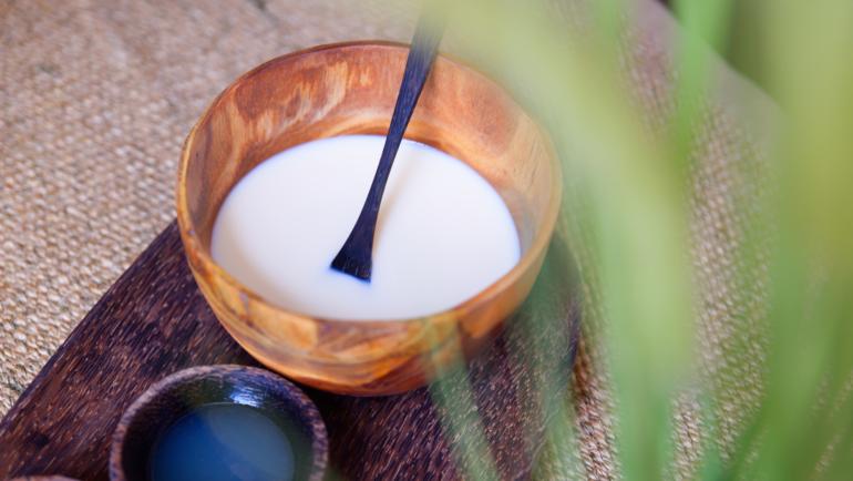 Soin visage associés au lait d'ânesse C Line B