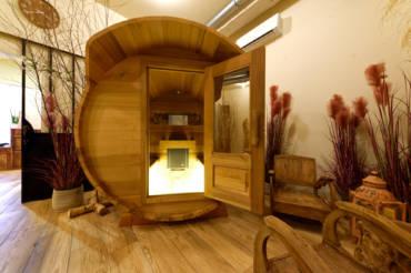 Les bienfaits du sauna associé à l'aromathérapie