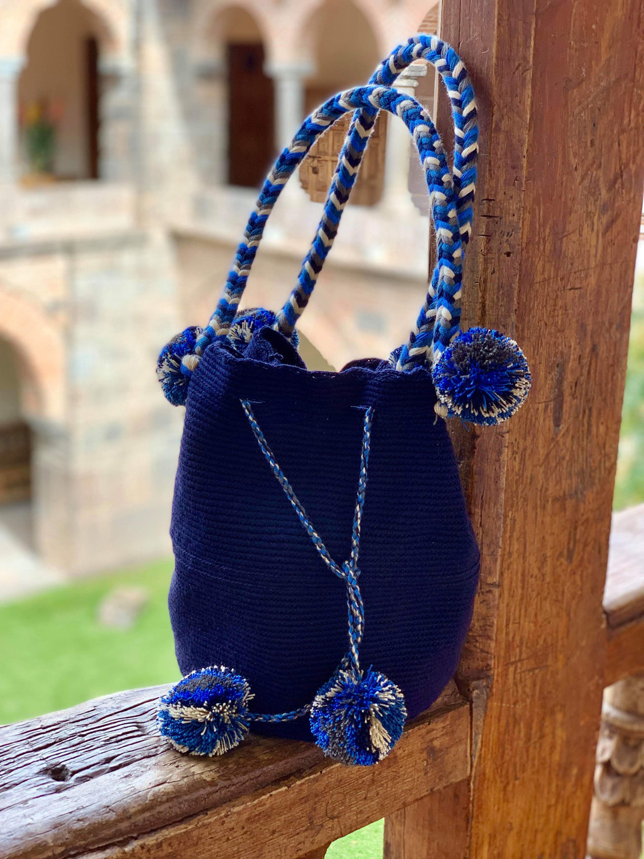 Bleu Marine Brillant Sac Grab bleu foncé Sac de soirée brevet Top Handle Sac à main nouveau